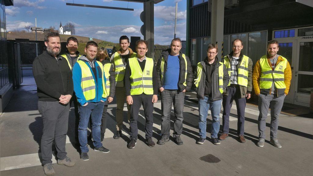 Izobraževanja in usposabljanja za zaposlene v podjetju Schwarzmann