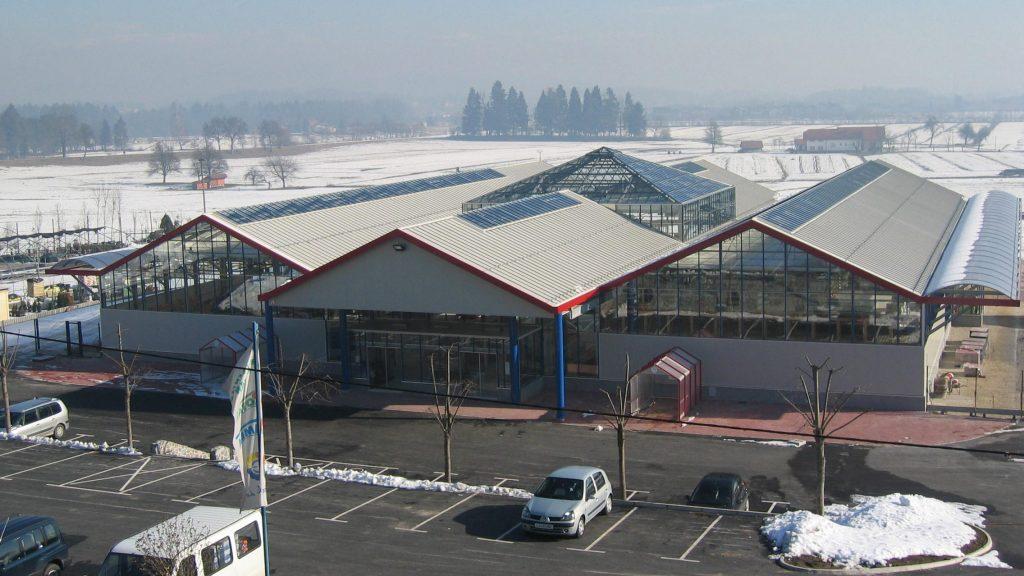 Vrtni center Eurogarden 2004