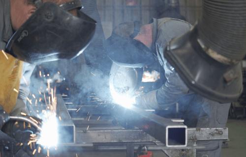 proizvodnja jeklene konstrukcije