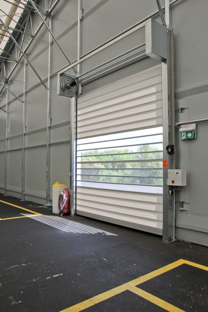 warehouse automatic doors