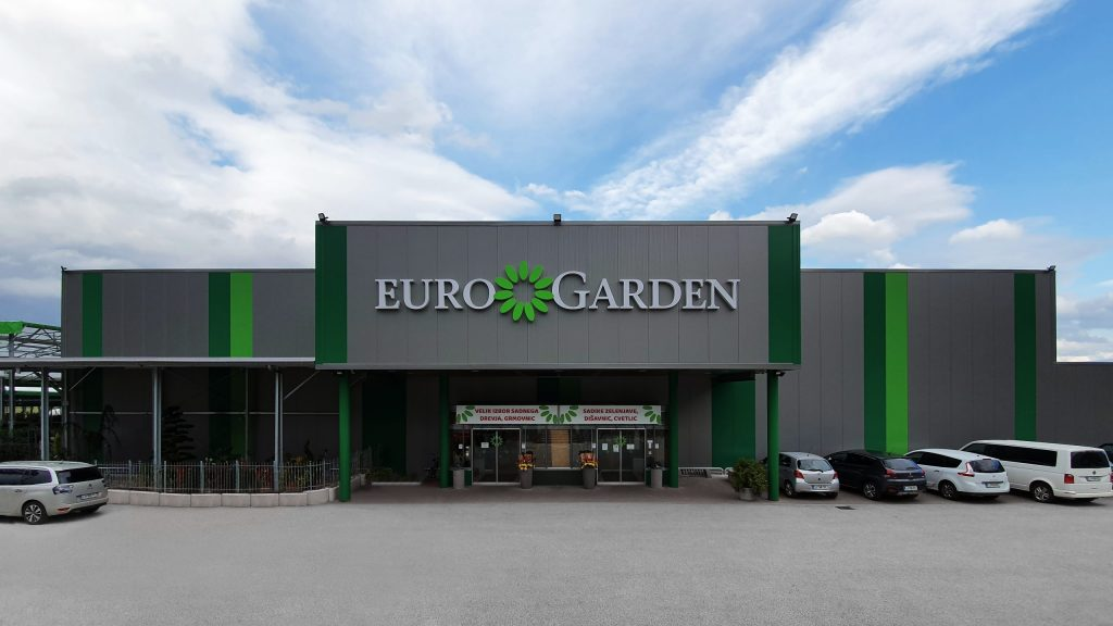 Eurgogarden Center energy rehabilitation and renovation