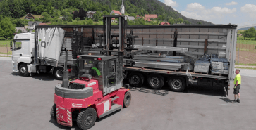 Installation - Transport to location