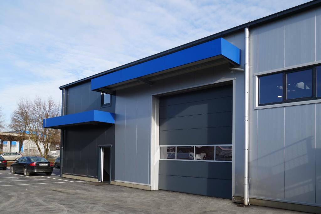 multipurpose facility Kop Commerce
