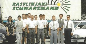 Schwarzmann Firmengeschichte