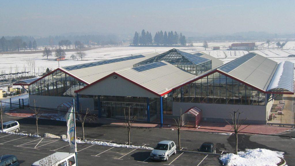 Das Eurogarden Gartencenter – 2020 Renovierung