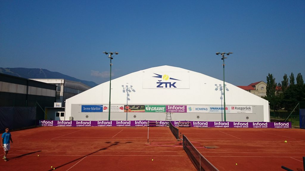 Tennishalle ŽTK