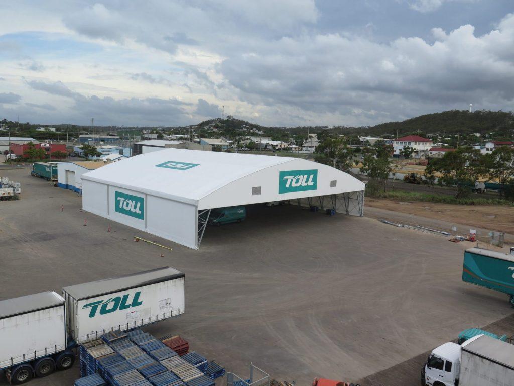 Zwischenlager - Logistik-Hub