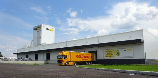Production plant in Villach