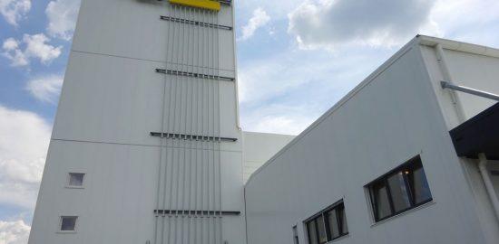Produktionshalle STO