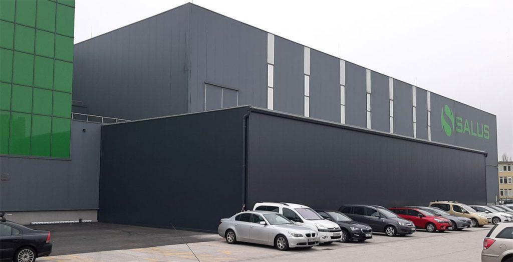Auxiliary warehouse Schwarzmann X