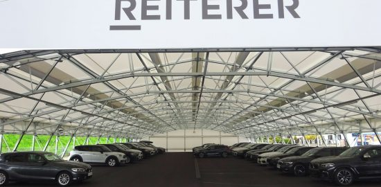 Covered parking Auto Reiterer