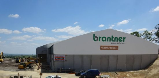 Center za kompostiranje Brantner Krems