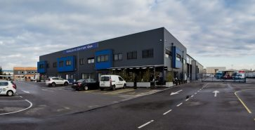 multipurpose steel panel building Finakos