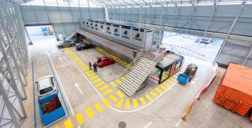 Hangar métallo-textile Landolt